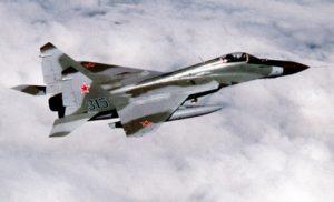 МиГ-29 ВВС СССР
