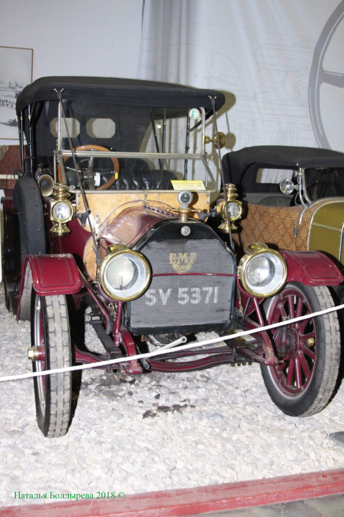 EMF Studebaker, 1912 год