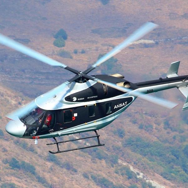 Семейство вертолетов «Ансат» — простые, да эффективные!