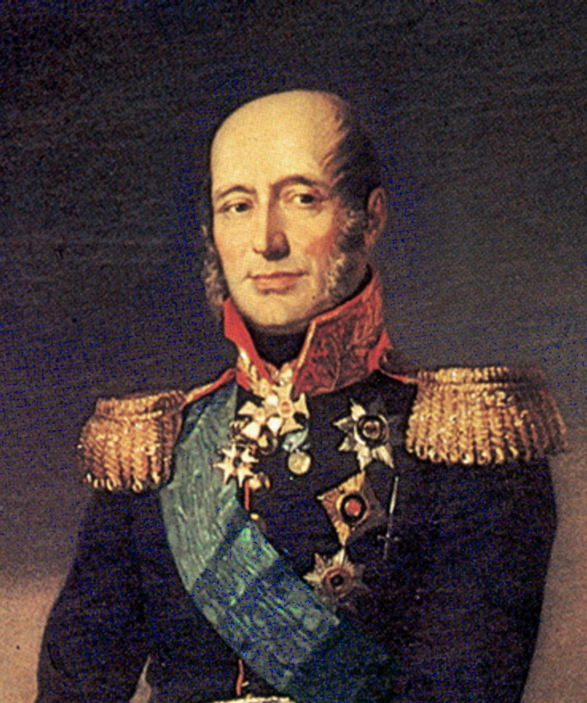 Россия в XIX веке и её спецслужбы