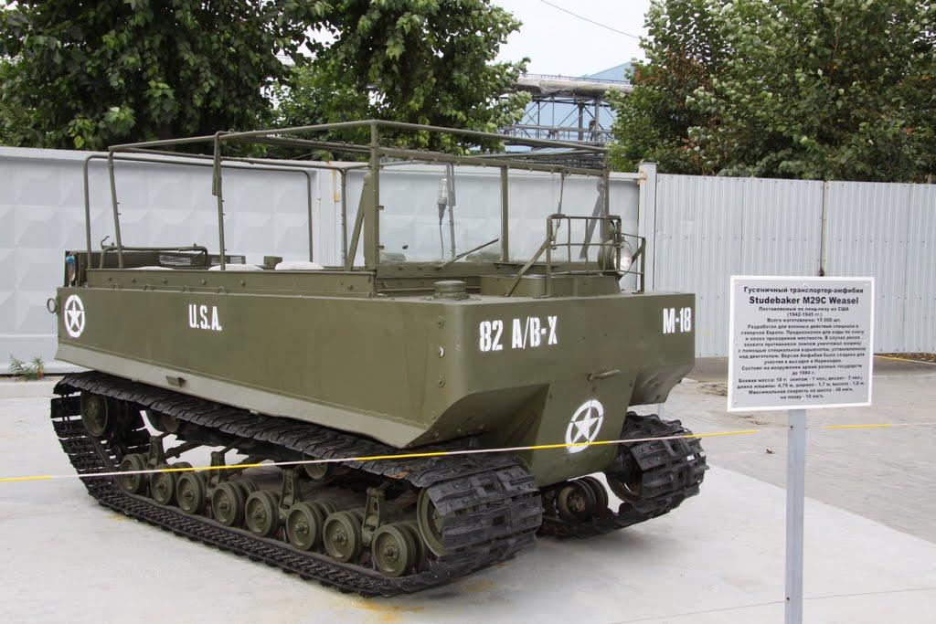 M-29 «Weasel»